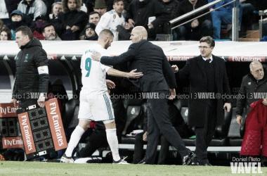 """Karim Benzema: """"Si hago un partido malo, no necesito leer la prensa para saberlo"""""""