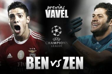 El Zenit busca la sorpresa en Portugal   Foto: Bolanarede.pt