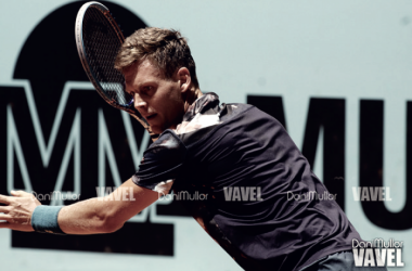 ATP Montpellier- Day3: Berdych sul velluto, capitola Goffin
