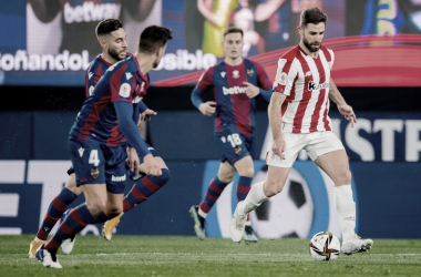 Levante 1 a 2 Athletic Bilbao (Levante UD / Reprodução)