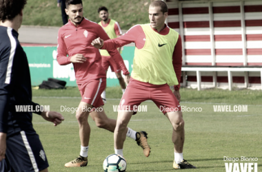 Sergio y Bergantiños durante un encuentro // Imagen: VAVEL