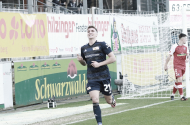 Freiburg 0 a 1 Union Berlin (Bundesliga / Divulgação)
