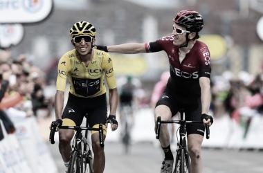 Resumen Tour de Francia 2019: Egan Bernal gobierna en el caos