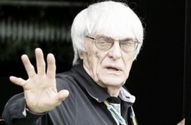 "Bernie Ecclestone: ""No tiene sentido decir que la Fórmula 1 esté en crisis"" I Foto: GPupdate"