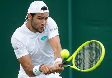 Wimbledon- Il Day2 Azzurro: passano Fognini e Berrettini