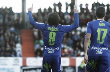 Las Palmas - Ponferradina: puntuaciones de la Ponferradina, jornada 30 de Liga Adelante