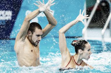 Pau Ribes y Berta Ferreras consiguen el tercer bronce para España