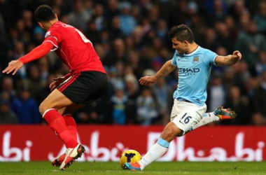 Agüero marca golaço e Manchester City vence o Cardiff na Premier League