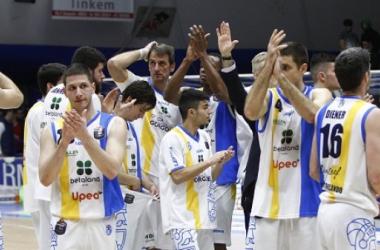 Legabasket Serie A - BetaLaLaland al PalaFantozzi, Capo d'Orlando batte Brescia (71-67)