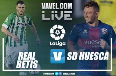 Resumen del Real Betis vs Huesca en LaLiga 2021 (1-0)