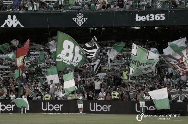 Promoción de entradas para el Real Betis - CD Leganés