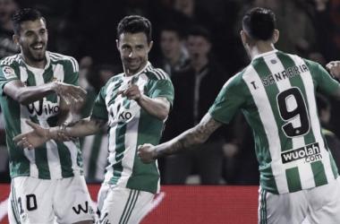Betis vence Athletic Bilbao com gol solitário de Rubén Castro
