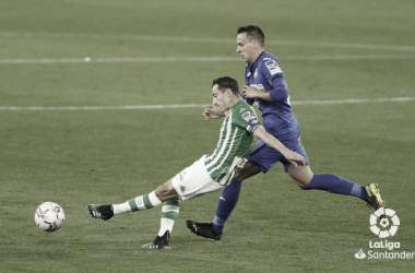 Betis vs Getafe / Foto: LaLiga