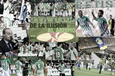 Real Betis 2013: de la ilusión al abismo