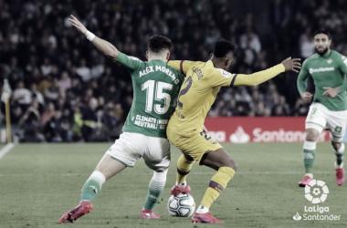 Real Betis 2-3 FC Barcelona: nueva derrota... nueva polémica