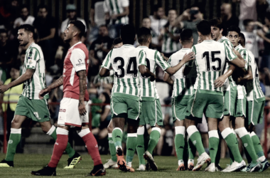 Fuente: Real Betis