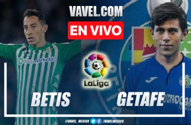 Resumen Real Betis vs Getafe en LaLiga 2021 (2-0)