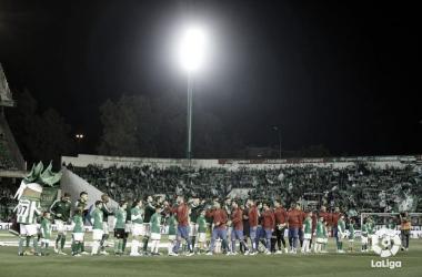 Previa Real Betis - Levante UD: el Betis a seguir convenciendo y el Levante a intentar levantar el vuelo