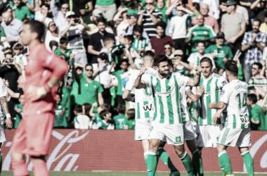 Real Betis vs. Sevilla FC   Foto: La Liga