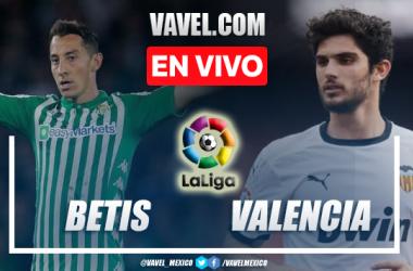 Real Betis vs Valencia EN VIVO: ¿cómo ver transmisión TV online en LaLiga 2021?