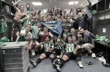 Foto: Divulgação/Real Betis Balompié