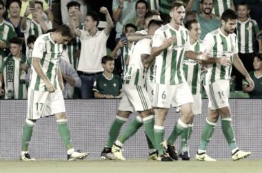 Resultado Real Betis vs Valencia en La Liga 2017 (3-6)