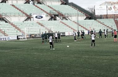 Fulminante derrota del Betis Deportivo en Mérida