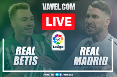 Goals and Highlights: Real Betis 2-1 vs Real Madrid in 2020 La Liga
