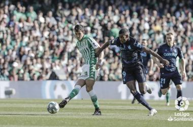 El Real Betis sigue mirando a lo más alto