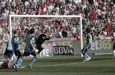 Resumen de Almería vs Sevilla en la Copa del Rey (0-1)