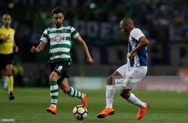 Sporting recebe o FC Porto em Alvalade. GettyImages