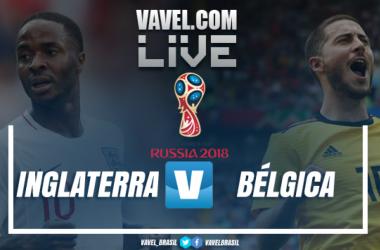 Resultado Inglaterra x Bélgica na Copa do Mundo 2018 (0-1)