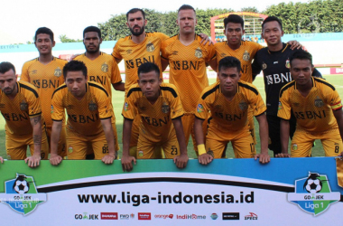 Bhayangkara FC Permalukan Persipura