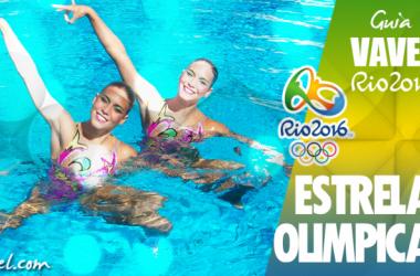 Conheça Bia e Branca, as gêmeas do nado sincronizado brasileiro