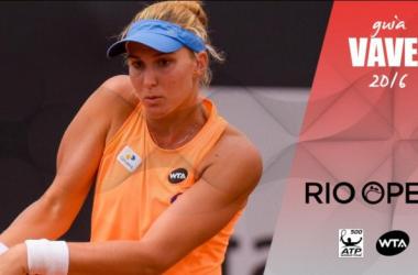Rio Open: Beatriz Haddad Maia espera voltar a brilhar no WTA do Rio de Janeiro