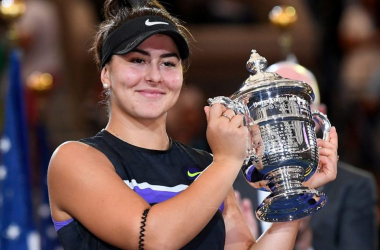 Bianca Andreescu to defend her U.S. Open title