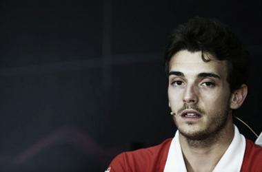 """Jules Bianchi: """"Trataremos de empujar duro con el equipo para seguir por delante de Caterham""""   Foto: zimbio.com"""