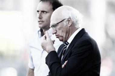 Bianchi confirmo la lista de los concentrados para la Copa Libertadores fuente: telam