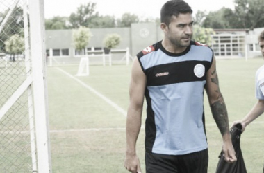 Bieler, ¿titular contra San Lorenzo?   FOTO: Día a Día