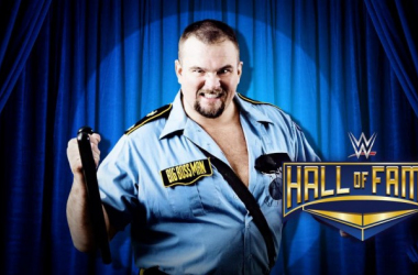 Hall of Fame Inductee: The Big Boss Man