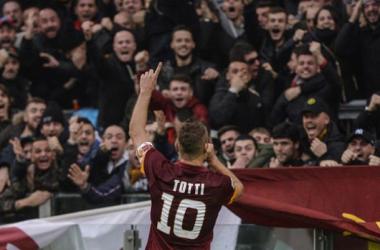 AS Roma 2015/16: a la lucha por el Scudetto