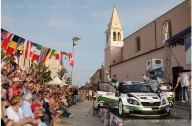 Premier titre majeur en rallye pour Jan Kopecky (ERC)