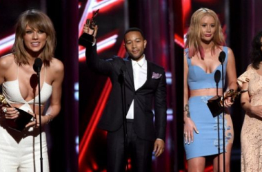 Taylor Swift y Sam Smith arrasan en los Billboard Music Awards