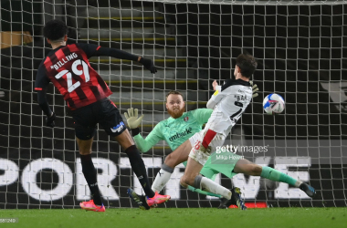 AFC Bournemouth 1-0 Rotherham United: Philip Billing goal enough for ugly Cherries win