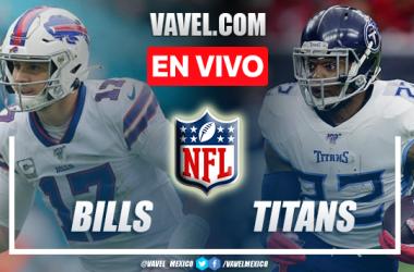Touchdowns y Resumen del Bills 31-34 Titans en la NFL 2021