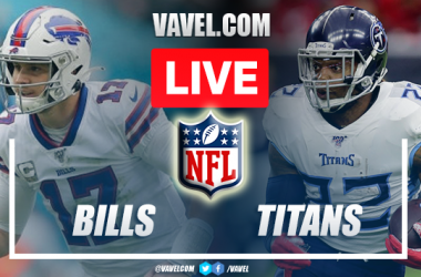 Touchdowns and Highlights of Bills 31-34 Titans on NFL 2021