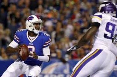 Los Bills derrotan a los Vikings con un buen E.J Manuel