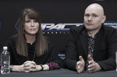 Dixie Carter is likely to be leaving TNA in the near future (image: pitchfork.com)