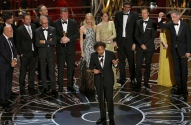 'Birdman' voló hacia lo más alto en los Oscar 2015. Foto: CNN