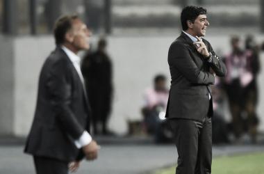 Matías Biscay sigue invicto. FOTO: River Plate Oficial.